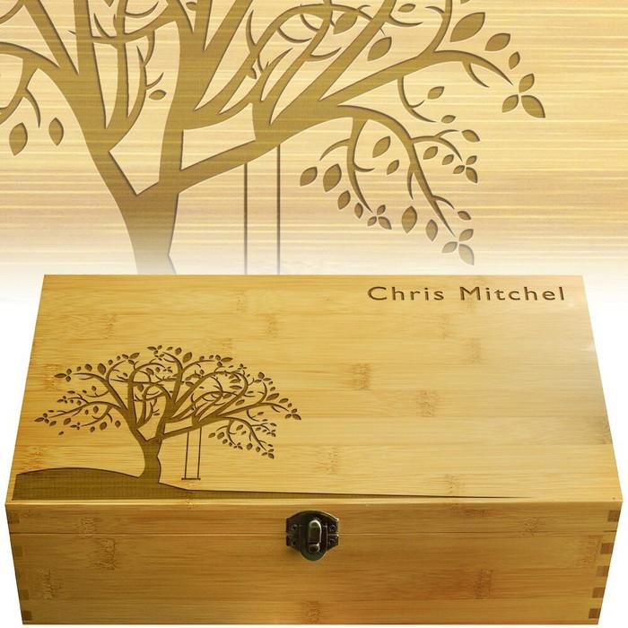 Tree Swing Multikeep Tea Assortment Box