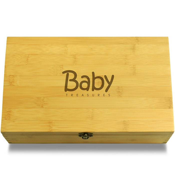 Baby Treasures Organizer Chest Lid