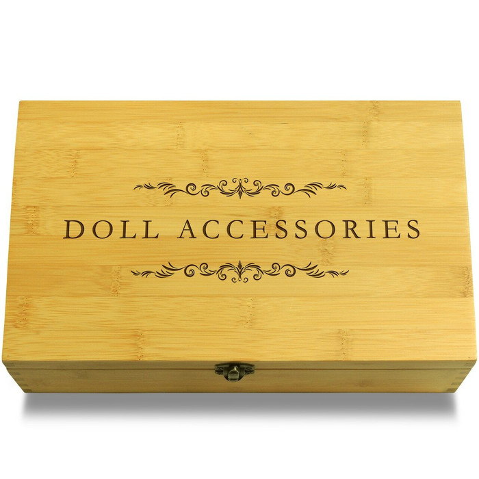 DollClothing Organizer Chest Lid
