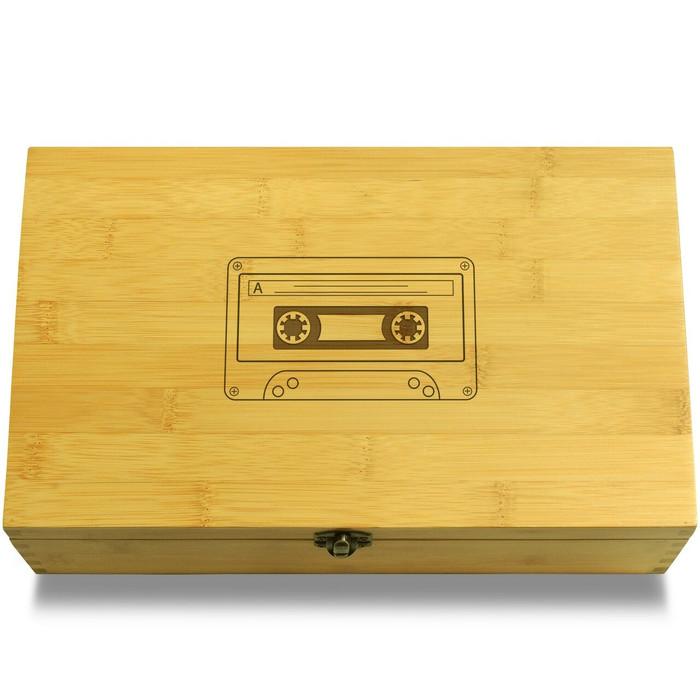 Cassete Tape Organizer Lid