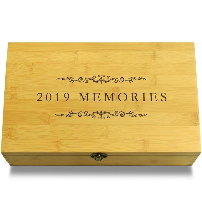 2019 Memories Filigree Organizer Lid