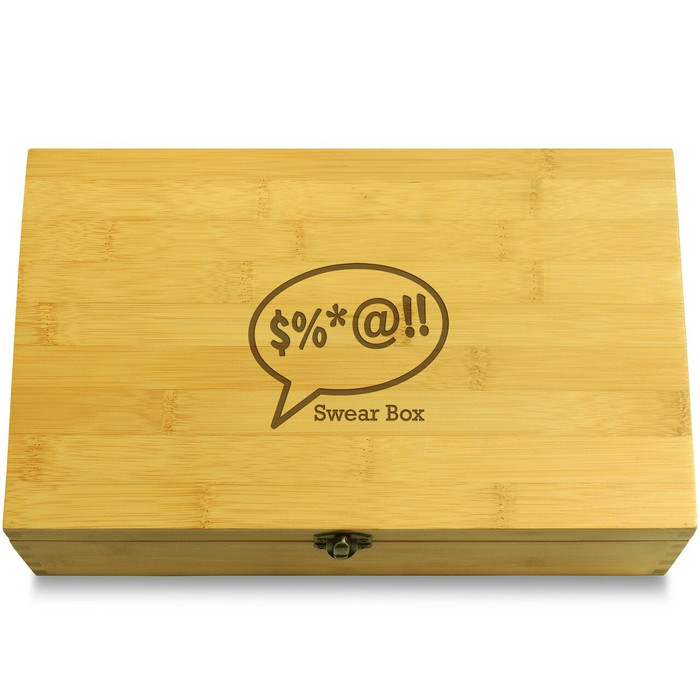 $%*@!! Box Lid