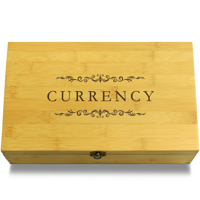 Currencies Organizer Lid