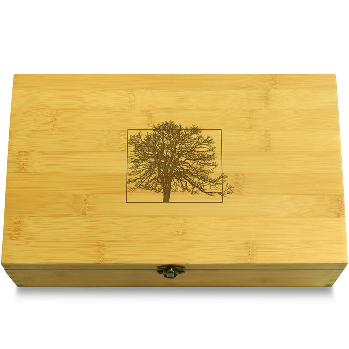 Trees Chest Lid