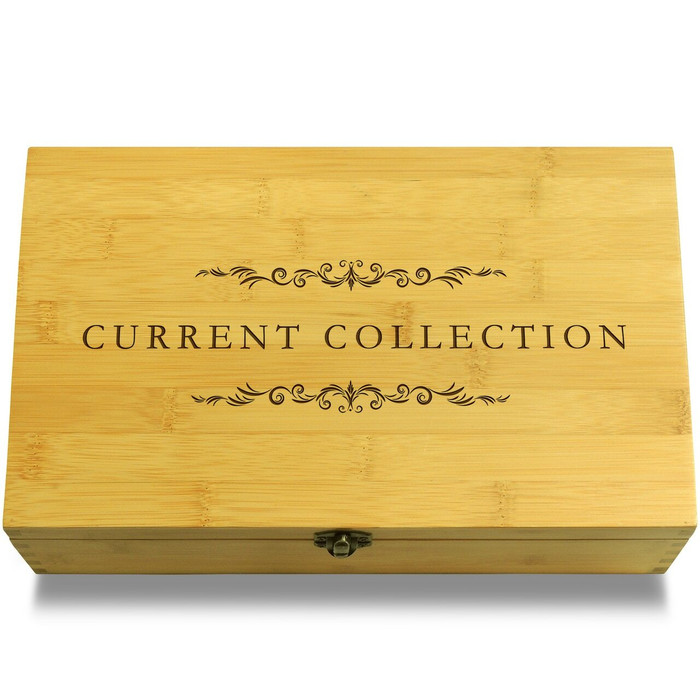 Our Current Collection Filigree Organizer Chest Lid