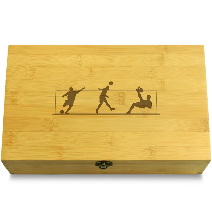 Soccer Organizer Chest Lid