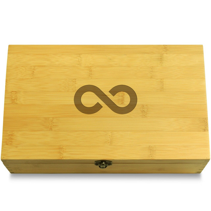 Eternity Wood Chest Lid