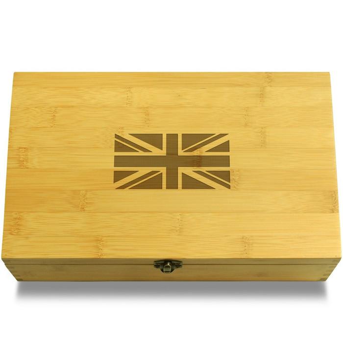 British Chest Lid