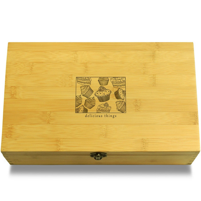 Cupcakes Box Lid