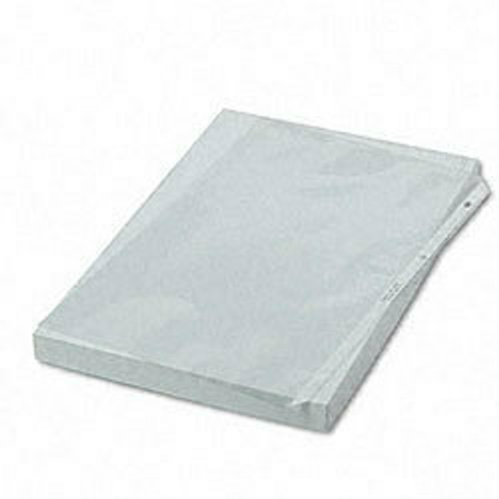 Page Protector Sleeves For Small 8.5x11 3 Ring Binders
