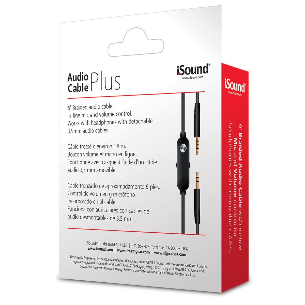 Audio Cable Plus