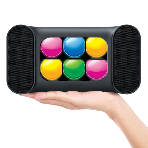 iGlowsound Mini Rechargeable Bluetooth Speaker
