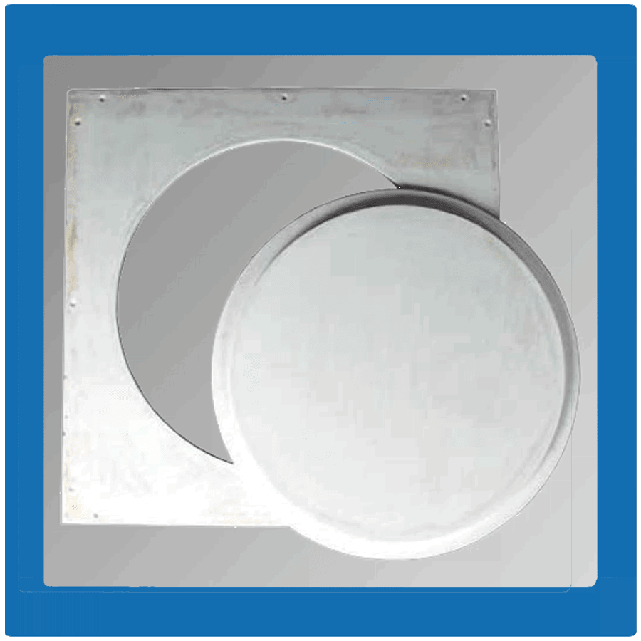 Removeable Gypsum Circle Panel   Ceiling