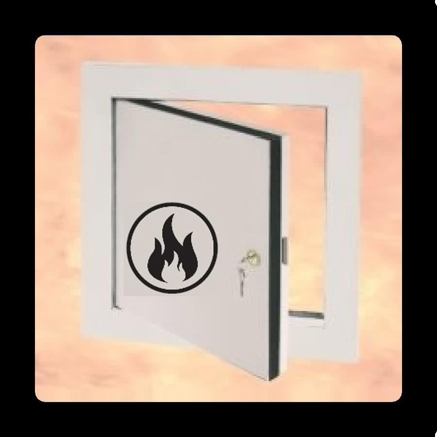 Fire Rated - Recessed Wall (for wall) - 60 min