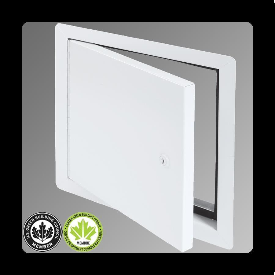 Insulated Aluminum Doors - LEED