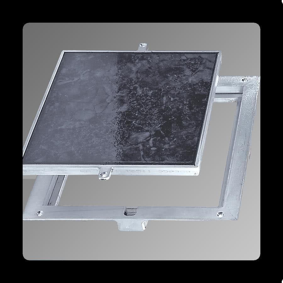 Recessed Aluminum Floor Hatch