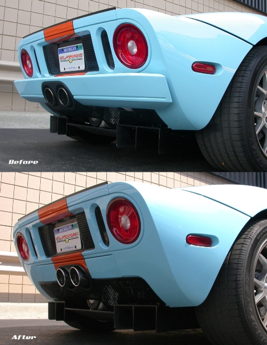 Ford Gt Sweet Ass Bumper Delete Package