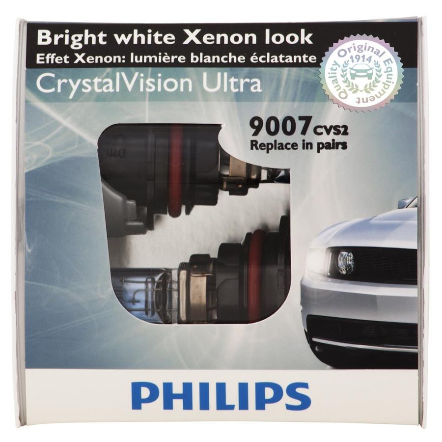 1992-2003 F150 Crystal Vision Headlamp Bulbs