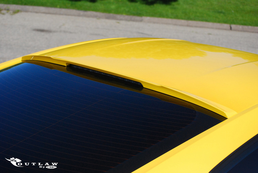 2015-18 Mustang Outlaw High Mount Spoiler