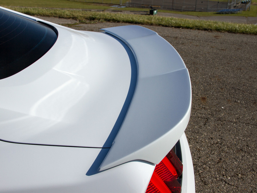 2015 Mustang Outlaw Rear Decklid Spoiler Buy From Cdc