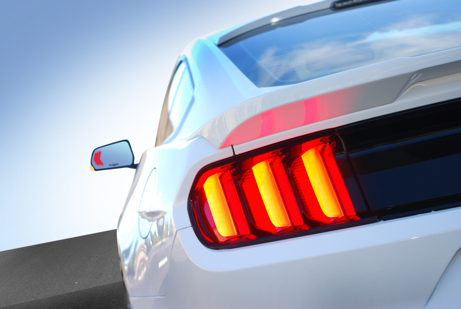 2015-18 Mustang Sequential Mirrors