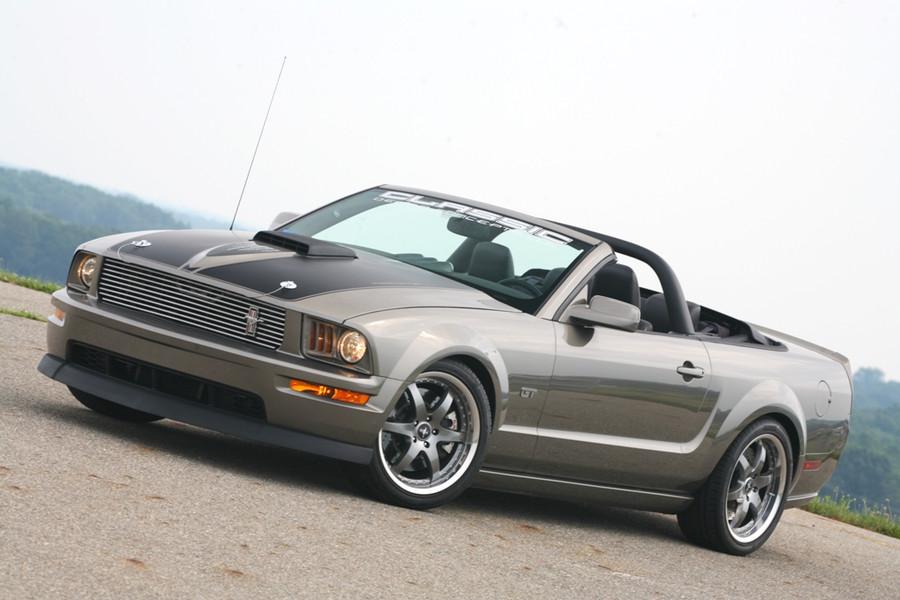 Mustang Shaker System (2005-09)