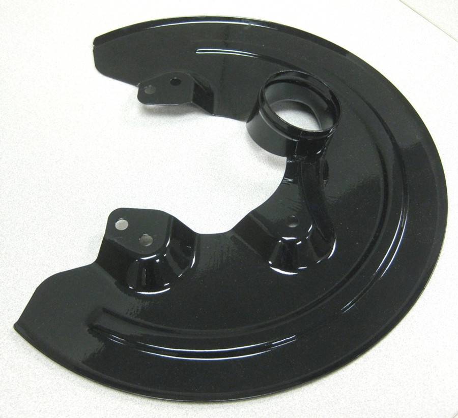 Mustang Chin Spoiler Brake Duct Kit (2010-12)