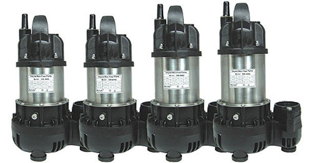 Matala Geyser Max Flow Submersible Pumps