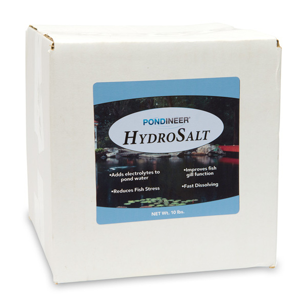 HydroSalt 50 lb Bucket Pond Salt  16,000 gal