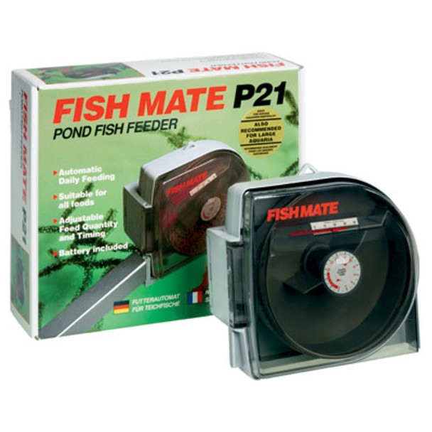 Automatic Pond Fish Feeder by Fish Mate