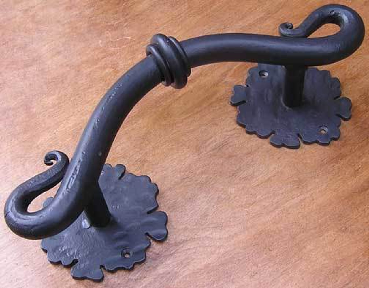 El Toro Extra Large Iron Door Pull Handle