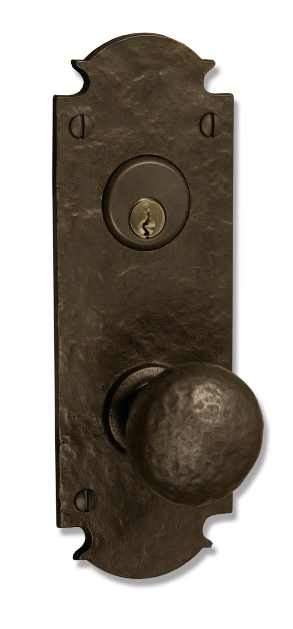 Euro Style Plate Mortise Entry Lock Set 360 Yardware