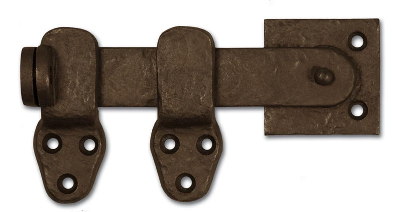 Dark Bronze Lockable 5 Quot Flip Latch 360 Yardware