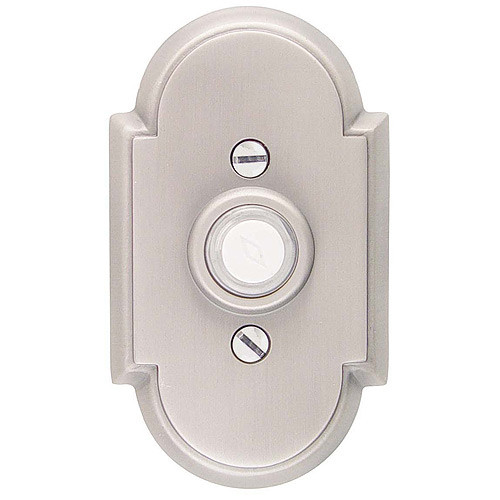 Brass Doorbell Button with #8 Rosette  sc 1 st  360 Yardware & Contemporary and Modern Doorbell Buttons to Improve Curb Appeal