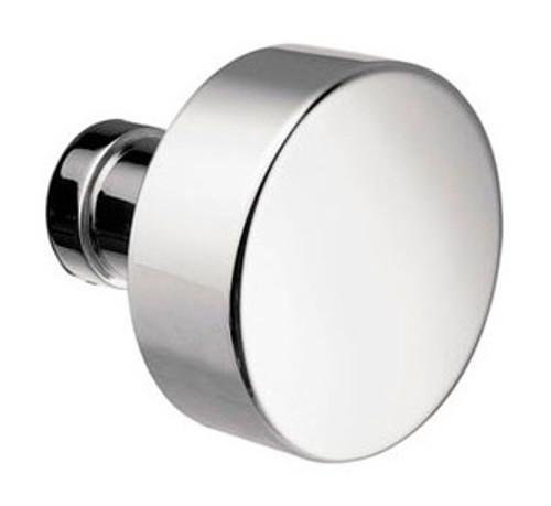 Round Brass Modern Door Knob by Emtek - 360 Yardware