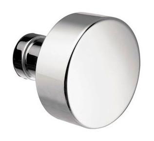 Merveilleux Round Brass Modern Door Knob By Emtek