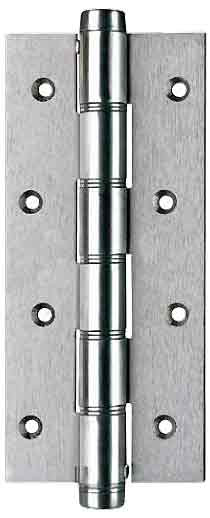 316 Stainless Steel Self Closing Spring Hinge Pair 90