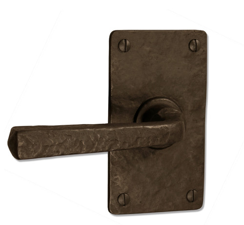 "Dicas 100 Door Room Door: 5"" Square Plate Interior Door Set"