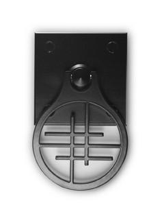 Asian Inspired Ring Handle 360 Yardware