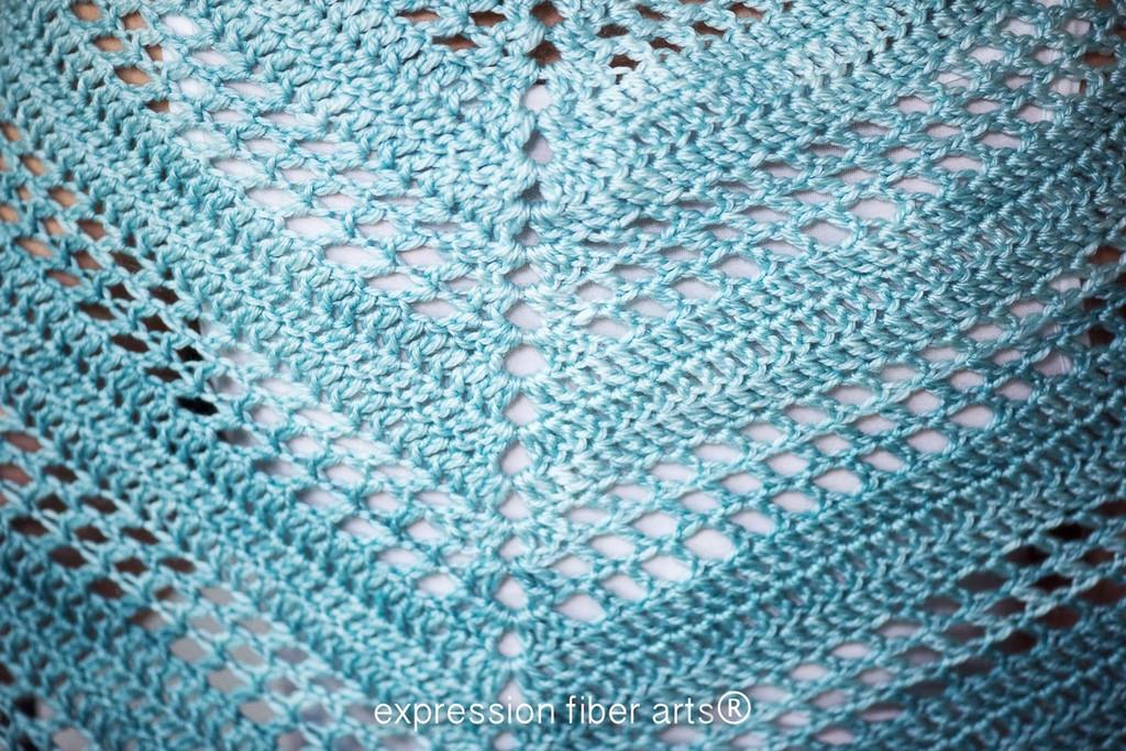 Teal Tenacity Crochet Shawl Pattern Awesome Crochet Shawl Pattern
