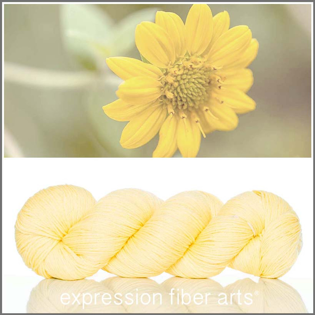 GOLDEN BUTTER YELLOW - 'SOCKLOVE' Limited Edition SOCK YARN