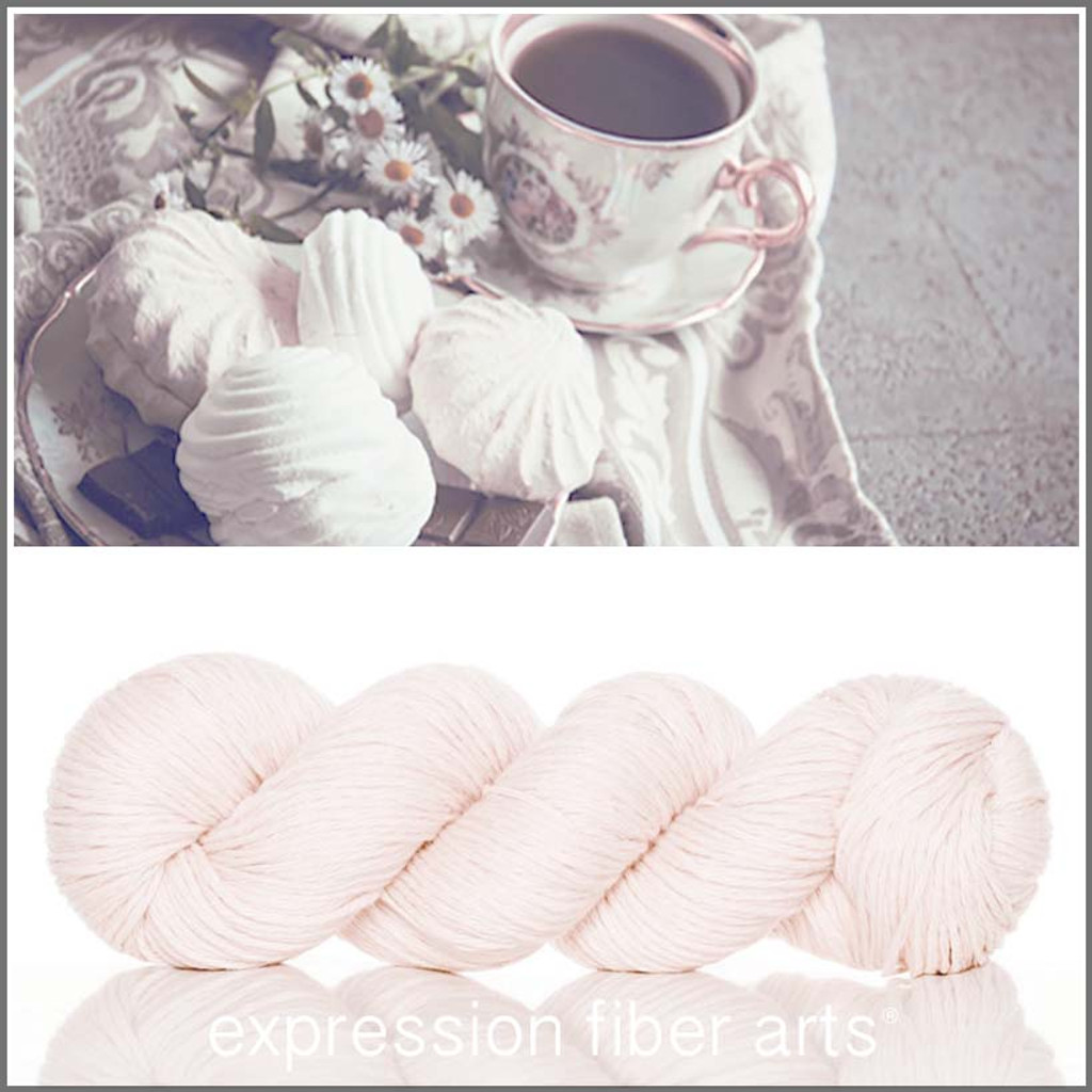 VANILLA ZEPHYR - 'COZY' Limited Edition Worsted Wool Yarn