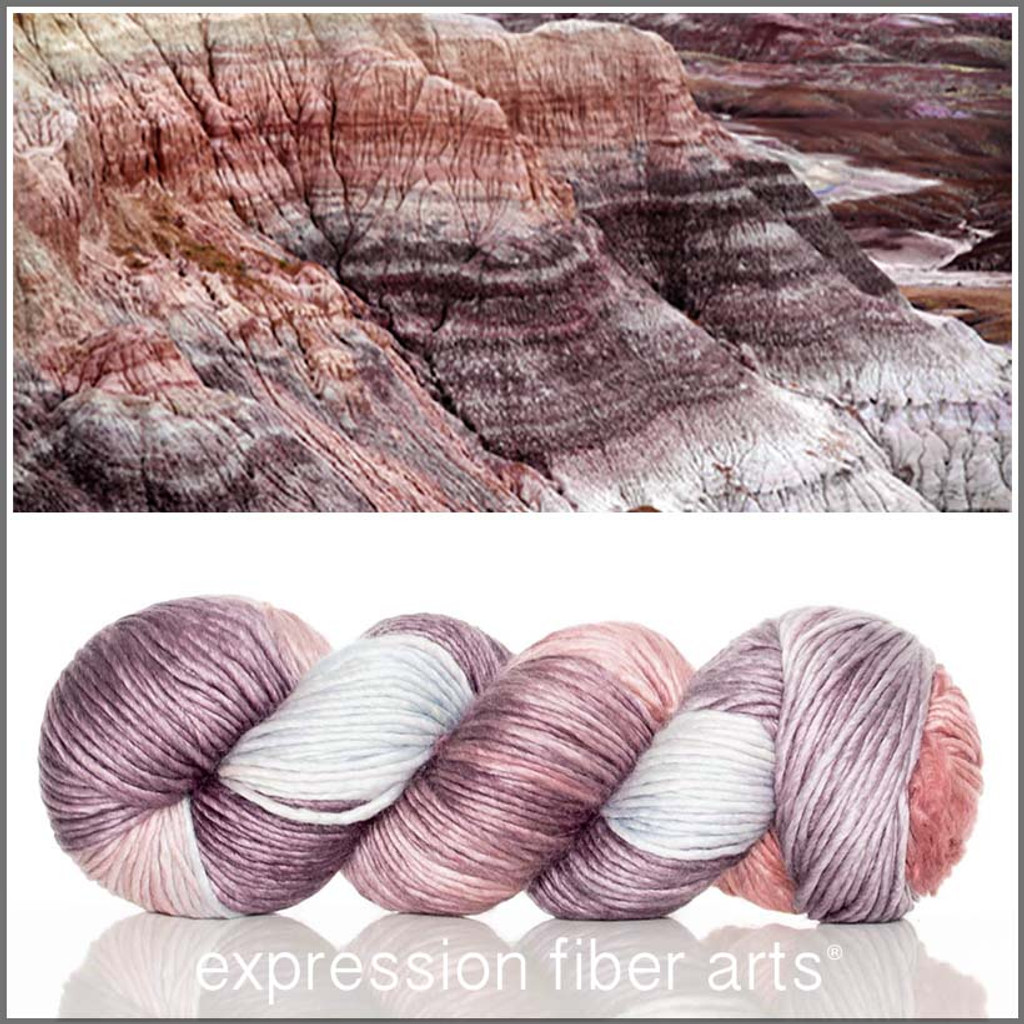MESA 'PEARLESCENT' WORSTED