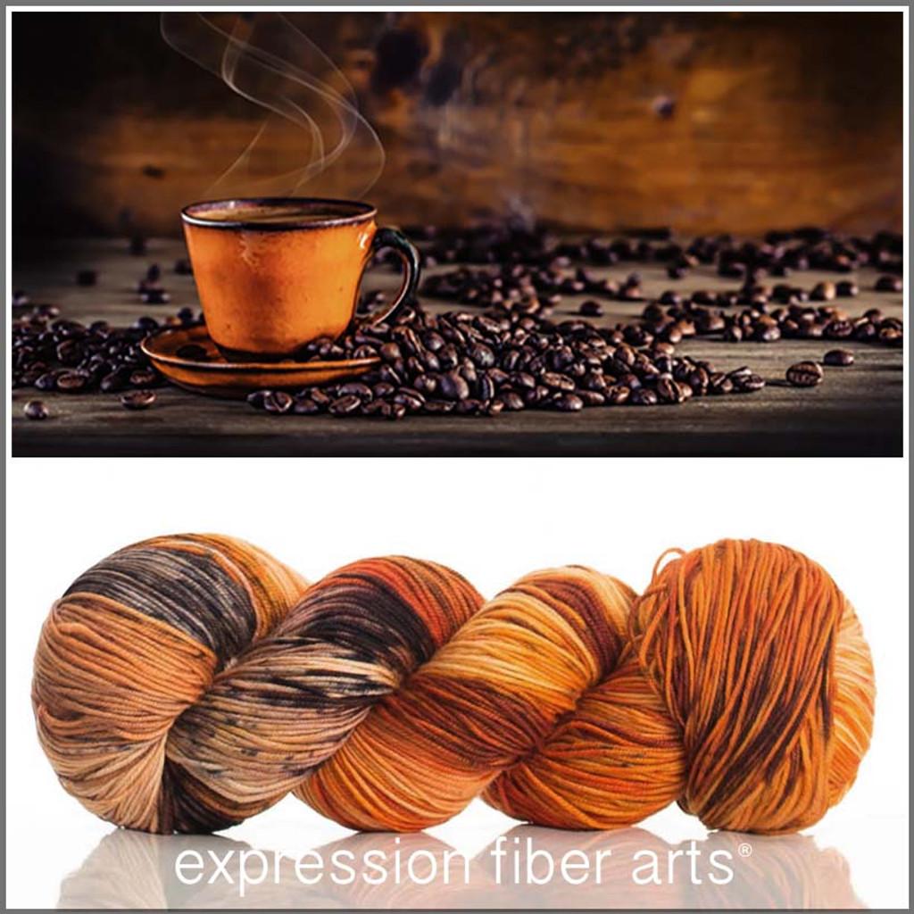 COFFEE BREAK 'RESILIENT' SOCK