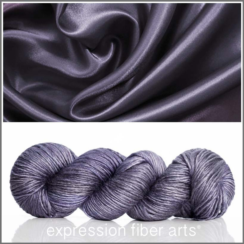 ROYAL GRAY 'PEARLESCENT' WORSTED