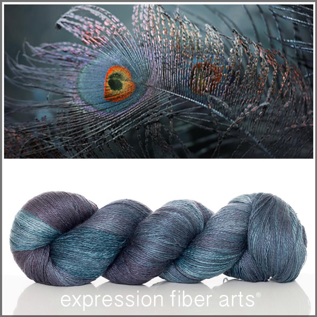 OOPSY PERSEPHONE YAK SILK LACE