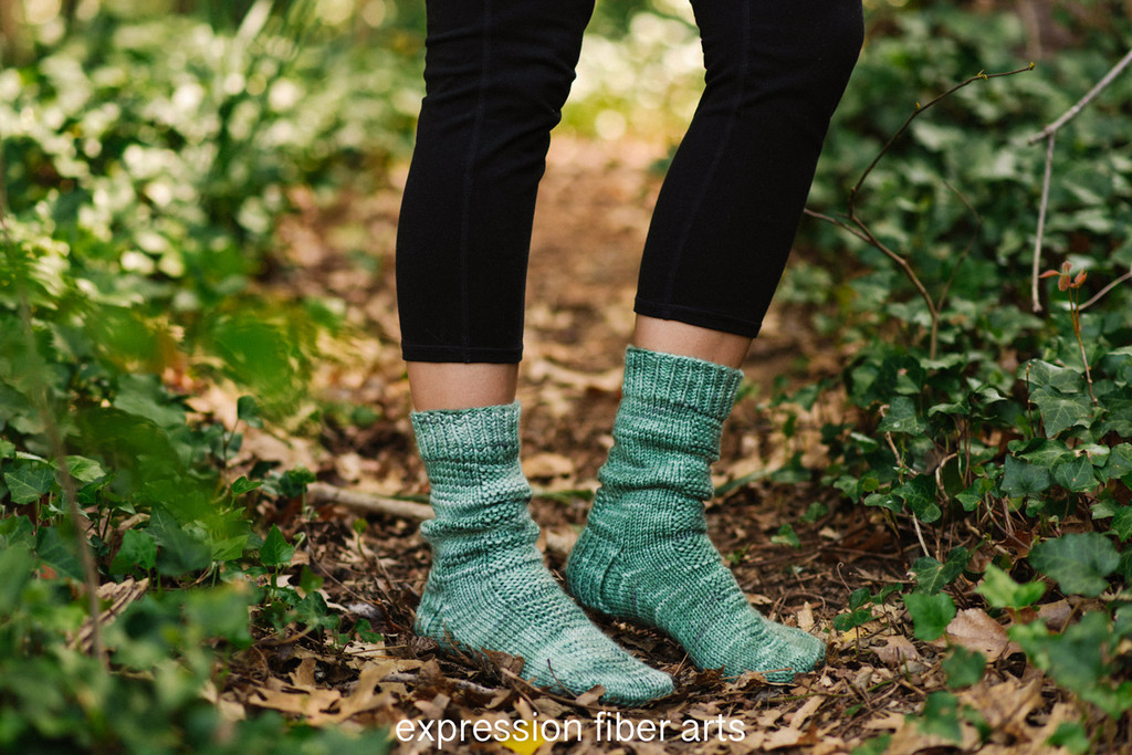 Square Peg Socks