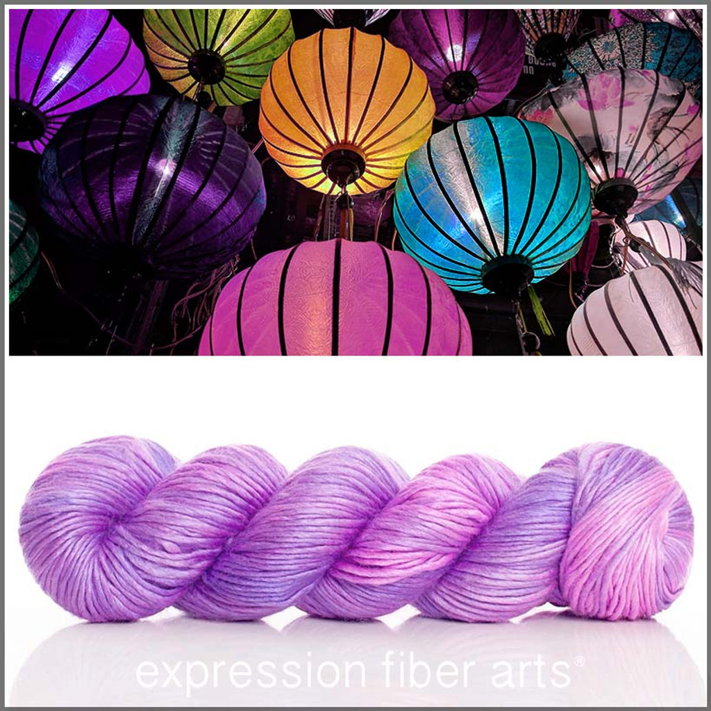 Pre-Order CELEBRATION 'PEARLESCENT' WORSTED
