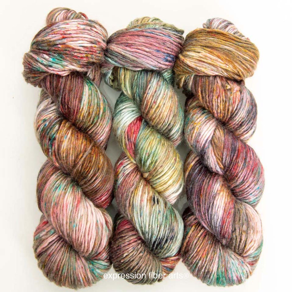 TEST KIT 121 'PEARLESCENT' WORSTED