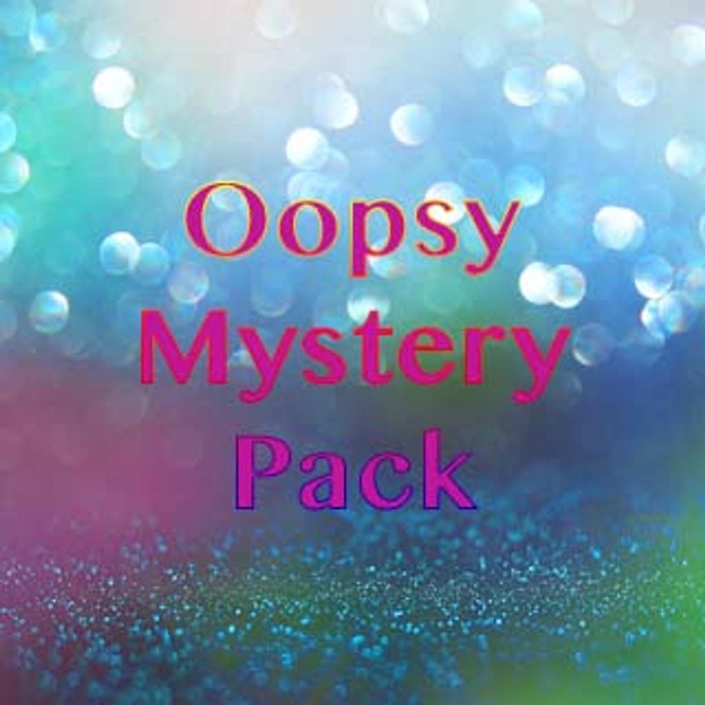 OOPSY RANDOM MYSTERY 6-PACK